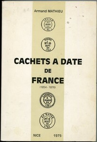 Buy Online - CACHETS A DATE 1854-1876 (B.56)