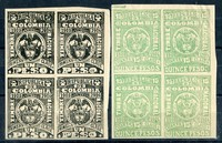 Buy Online - COLOMBIAN STATES - CARTHAGENA (W.334)