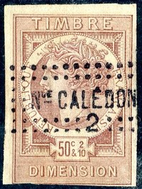 Buy Online - FRENCH COLONIES - NEW CALEDONIA (W.423)