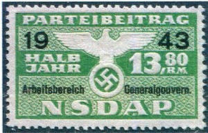 Germany NSDAP - WWII Poland