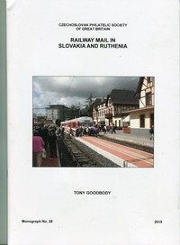 Buy Online - RAILWAY MAIL IN SLOVAKIA & RUTHENIA (B.26)