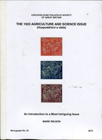 Buy Online - 1923 AGRICULTURE & SCIENCE ISSUE (B.225)