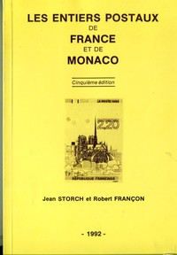 Buy Online - ENTIERS POSTAUX DE FRANCE & MONACO (B.155)