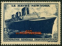 Buy Online - FRANCE S.S. NORMANDIE (W.564)