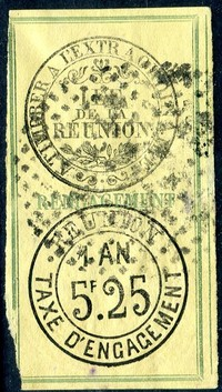 Buy Online - FRENCH COLONIES - REUNION (L.166)