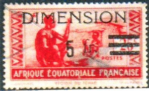 French Equatorial Africa (AEF)