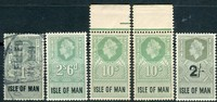 Buy Online - ISLE OF MAN (W.36)