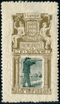 Buy Online - MONACO - SHOOTING COMPETITION (W.12)