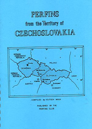 PERFINS of the territory of CZECHOSLOVAKIA (B.94)