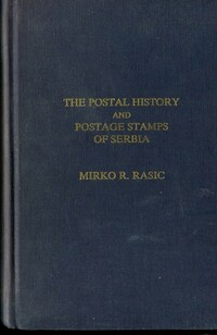 Buy Online - POSTAL HISTORY & STAMPS OF SERBIA (B.259)