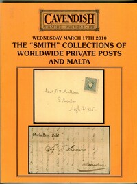 Buy Online - SMITH COLLECTION OF PRIVATE POSTS (B.312)