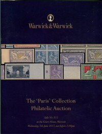 Buy Online - THE PARIS COLLECTION (WARWICK) (B.180)