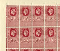Buy Online - UNAPPROPRIATED FULL SHEET �5 QE11 (L.10)