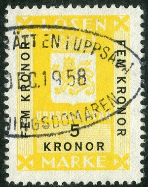 UPPSALA REVENUE (W.478)